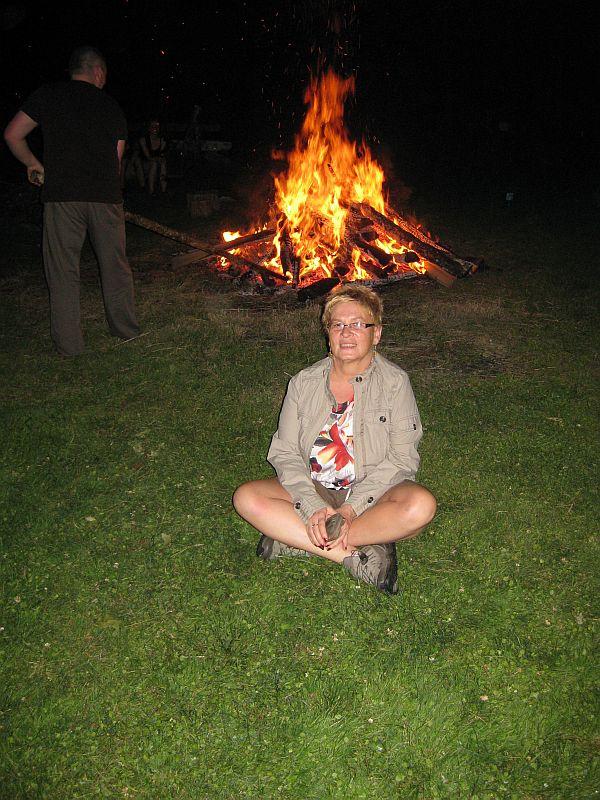 Przed Fire walking