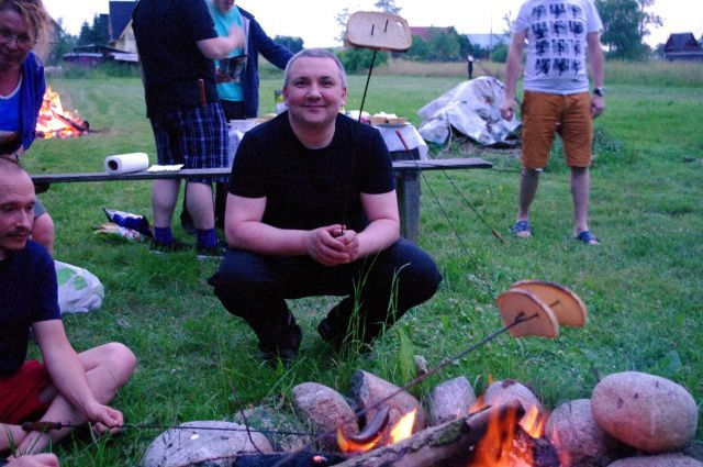 Darek  pelne zadowolenie  ogien