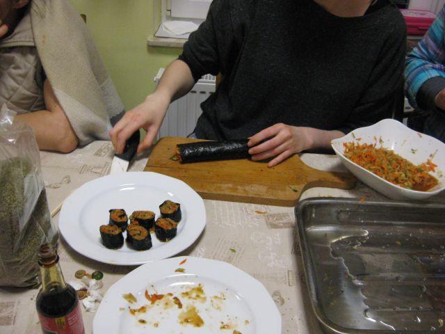 robimy sushi
